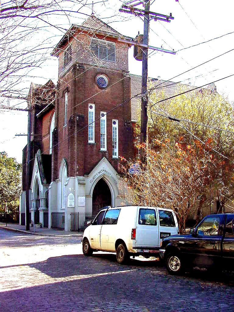 Felicity Methodist Church New Orleans