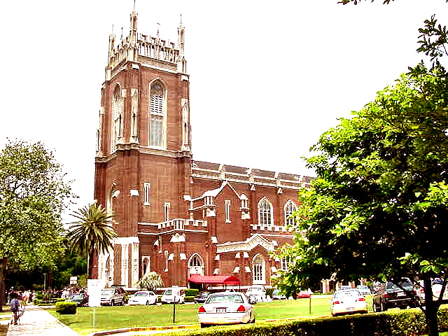 The Holy Name of Jesus Church
