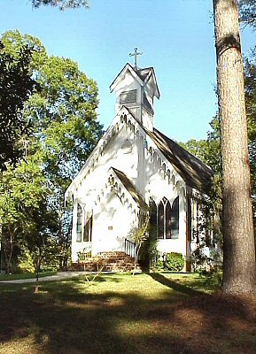 Historic Churches In East Feliciana Parish