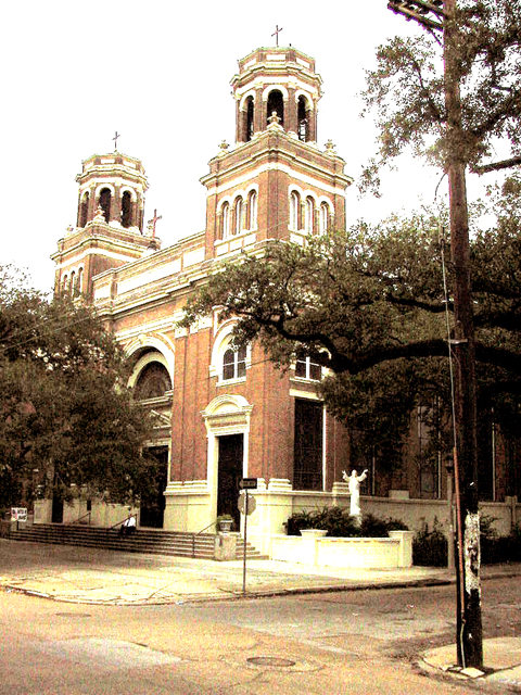 New La Mater Orleans Delarosa Church qnqIEBPwx