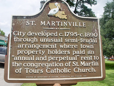 saint martinville catholic singles Church of st martin de tours, saint martinville: see 50 reviews, articles the person i was with is not catholic so i was able to explain some of.