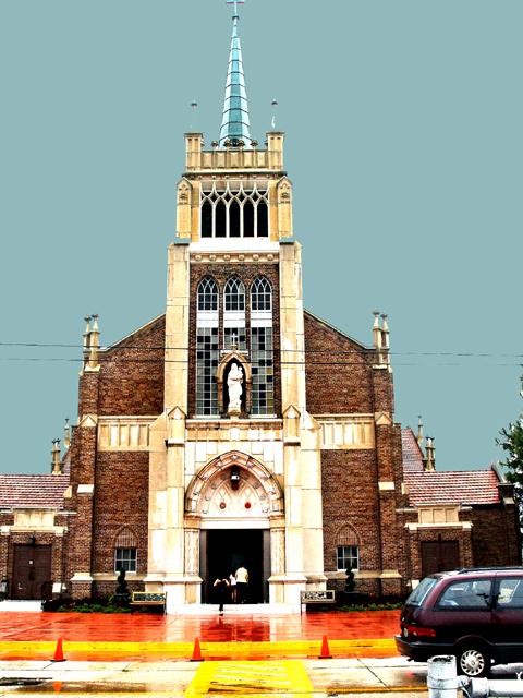 Our Lady Of Prompt Succor Catholic Church Westwego La