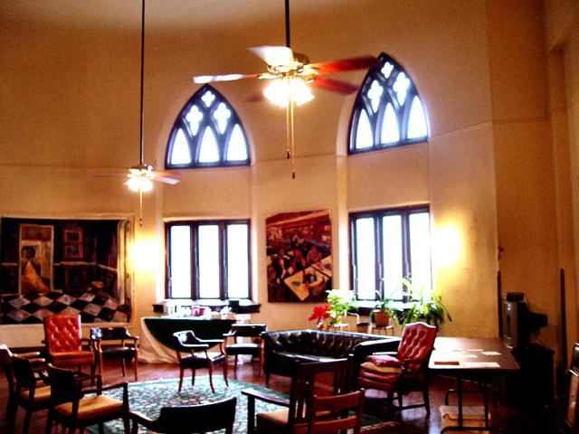 parker united methodist church   new orleans