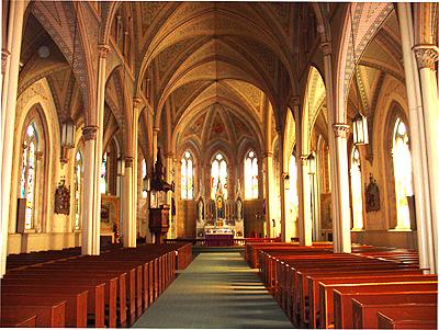 Saint Elizabeth Cathol...