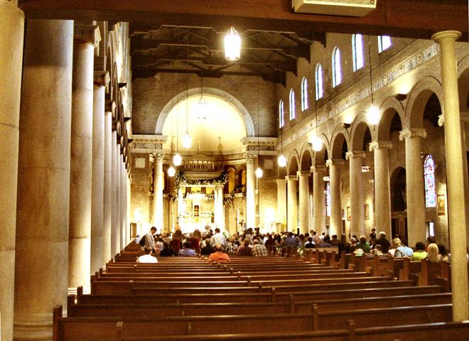 Saint John The Evangelist Catholic Church, Placquemine, LA