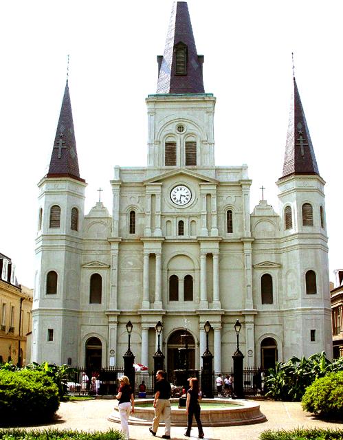 saint louis cathedral new orleans la